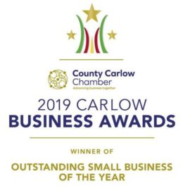 Carlow Business Award Winner